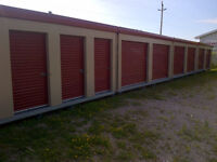 5x10 non heated self storage units available!