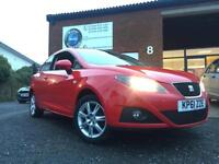 Seat Ibiza 1.2 S Copa 2011 - AIR CON - CRUISE CONTROL - AUX - ONLY 31K MILES