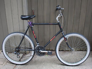 "Sekine ATB 150 Bike 23"" Frame 26"" Wheels Black GODERICH"