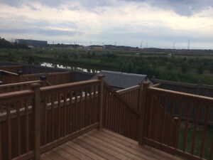 Fully furnished House, close to Hwy401/407, Spectacular Views