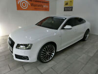 2010,Audi A5 3.0TDI 240bhp Tronic quattro S Line***BUY FOR ONLY £62 PER WEEK***