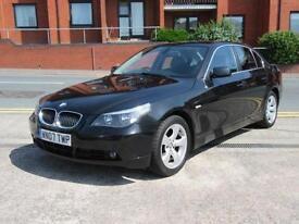 2007 BMW 5 SERIES 520d SE E90 6 SPEED TURBO DIESEL