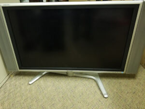"37"" LCD Sharp tv"