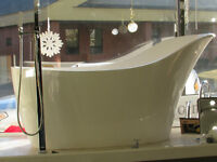 Free Standing Solid Surface tub