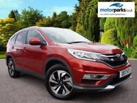 2017 Honda CR-V 1.6 i-DTEC 160 SR 5dr Automatic Diesel Estate