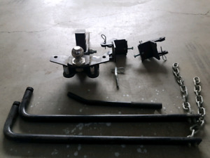 Curt weight equalizer hitch
