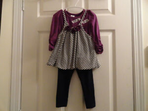 Baby Girls' Outfits - Size 6-12 mths, 12 mths, 24 mths &  2 year