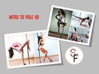 Pole Dance/Fitness Class Starts June 4th