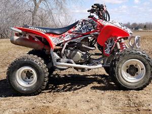 VTT Honda TRX 450R 3500$