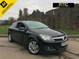 2008 58 Vauxhall Astra 1.6 16v Sport Hatch SXi Black 3door