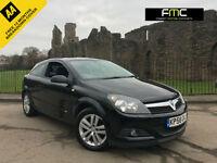 2008 58 Vauxhall Astra 1.6 16v Sport Hatch SXi Black 3door