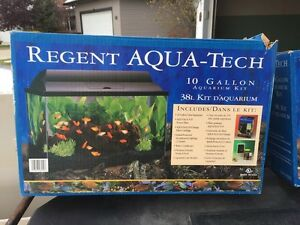 Aquarium 10 gallon