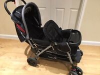 Double Push Chair in very good condition