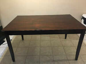 Slightly Used Dining Table