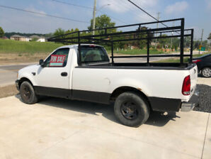 2000 Ford F-150 2door extended cab 2 wheel drive!