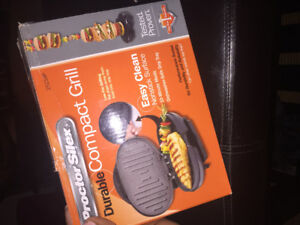 Selling UNUSED Durable Compact Grill!!
