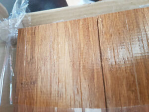 Bamboo hard wood flooring