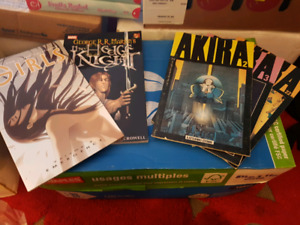 Manga Spring Cleaning good deals