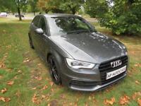 Audi A3 Tdi S Line Hatchback 2.0 Manual Diesel