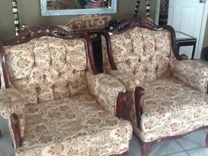 3 pieces couch