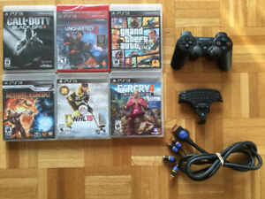 *Ps3 divers: GTA V - COD Black Ops 2 - NHL15 - Last of Us