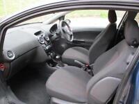 2012 Vauxhall Corsa 1.4 Sxi 3dr 3 door Hatchback