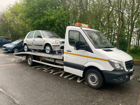 24HRS BREAKDOWN RECOVERY tow services 4X4 TRANSPORTATION van cars bike