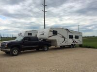 Camper Trailer Towing Services