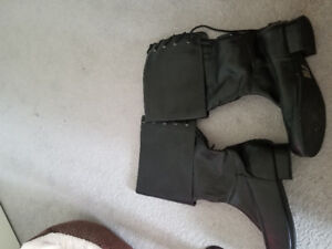Costume pirate boots