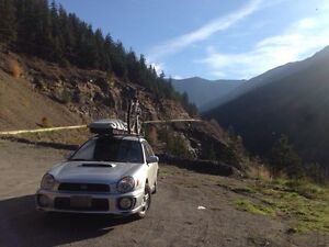 2002 Subaru WRX good condition