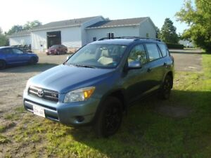 2008 TOYOTA RAV4 AWD $6000 TAX'S IN CHANGED INTO UR NAME