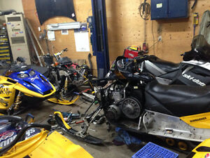 Parting out a 2007 600 sdi & 2007.800 and more St. John's Newfoundland image 3