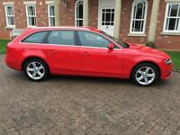2012 Audi A4 Avant 2.0TDI 6 Speed Manual Diesel Estate One owner from new