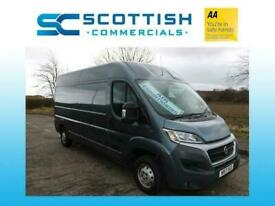 2017 FIAT DUCATO LWB GREY STUNNING CONDITION *PERFECT CAMPER* LOW MILE A/C relay