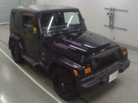 Jeep Wrangler 4.0 Sahara 2dr Auto 4x4 Petrol Automatic
