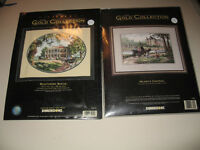 Cross Stitch Kits and Quilting fabric and kits