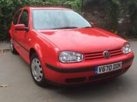 Volkswagen Golf 1.4 2000MY E