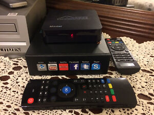 """New """"Master"""" Android Box & Air -Mouse Remote with keyboard"""