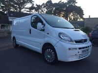 2005 Vauxhall Vivaro DTI LWB, Long MOT, Colour Coded,