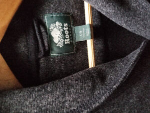 Roots Wool Sweater/Jacket