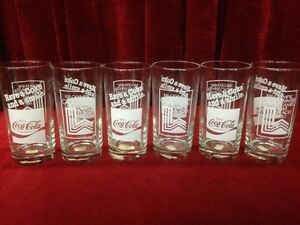 Olympic Winter Games Coke Glasses Windsor Region Ontario image 1