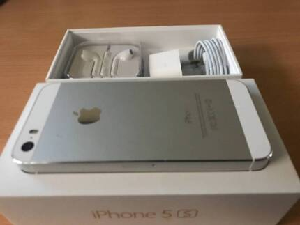 iPhone 5S 16gb, PERFECT WORKING CONDITION under warranty