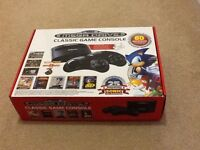 Sega Megadrive Classic console with 80 built in games