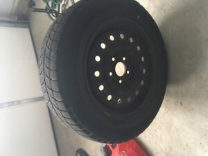 Bizzak Winter Tires on Rims for Sale