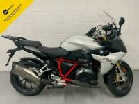 2016 BMW R1200RS Sport SE Petrol white Manual