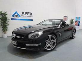 2012/62 Mercedes-Benz SL63 AMG 5.5 Auto + Great Spec + Full Mercedes History +