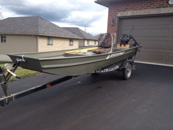 Used 2013 Legend Boats Jon
