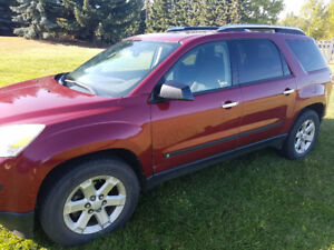 2007 Saturn OUTLOOK SE SUV, Crossover