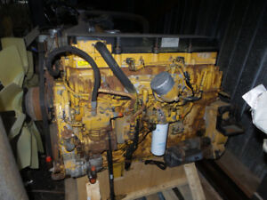 Moteur Caterpillar C-13 diesel engine