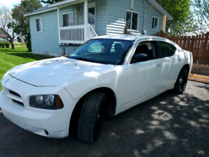 Dodge Charger 2006 - Police pack